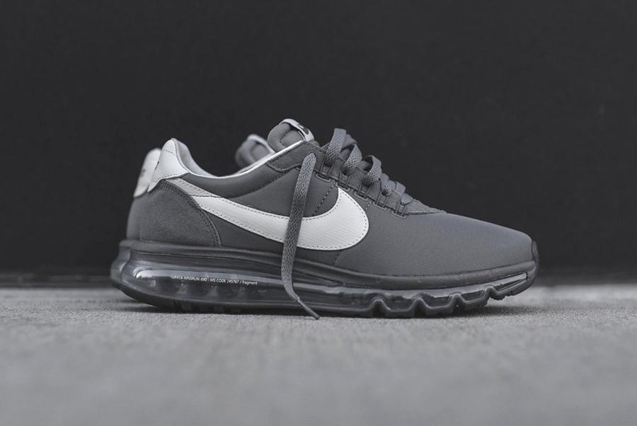 Où trouver la Fragment x Nike Air Max LD Zero H 'Cool Grey' ?