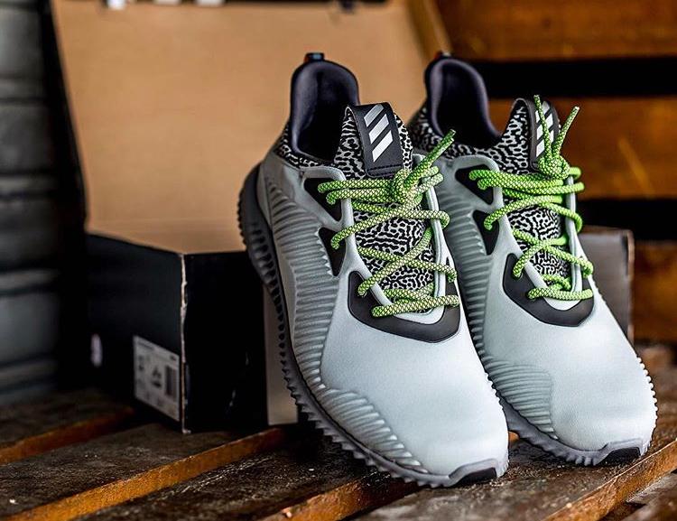 Adidas Alphabounce 'Matte Silver'