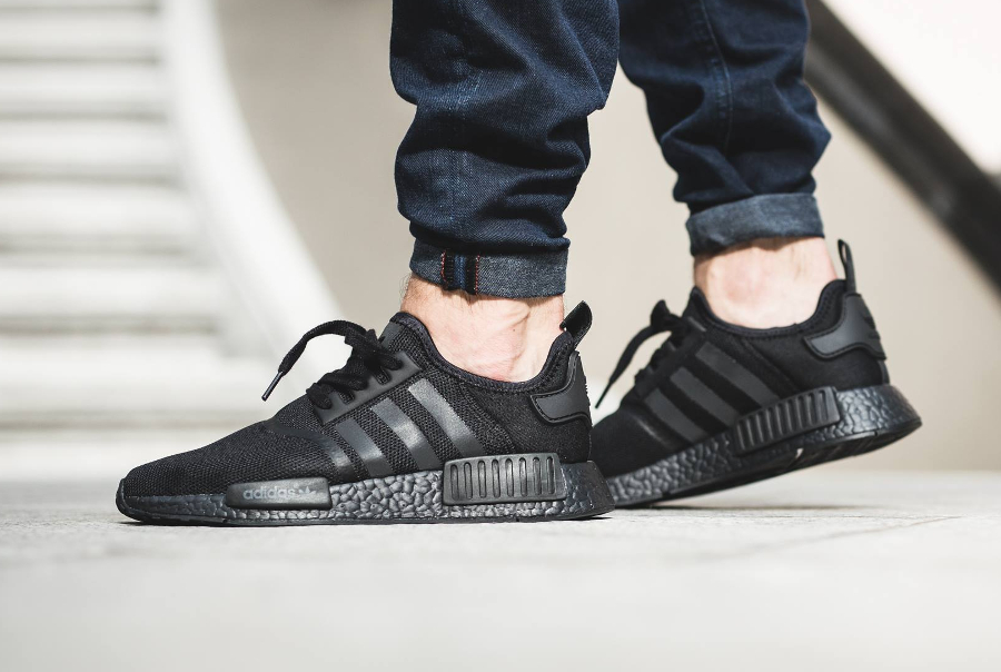 avis-basket-adidas-nmd-r1-boost-triple-black-