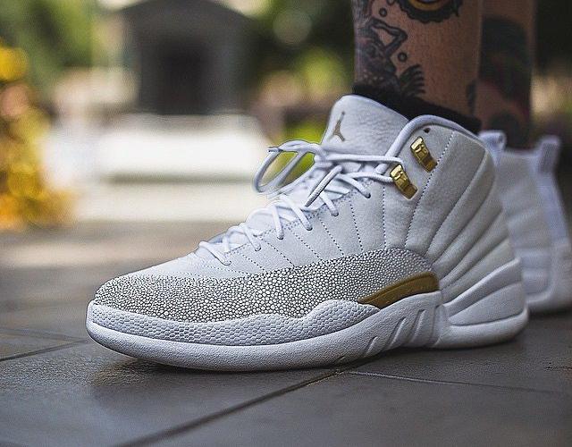 Où trouver la Drake x Air Jordan 12 OVO 'White Gold' ?