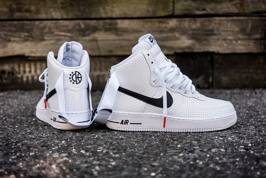 La collection Nike Air Force 1 High 'Perforated'
