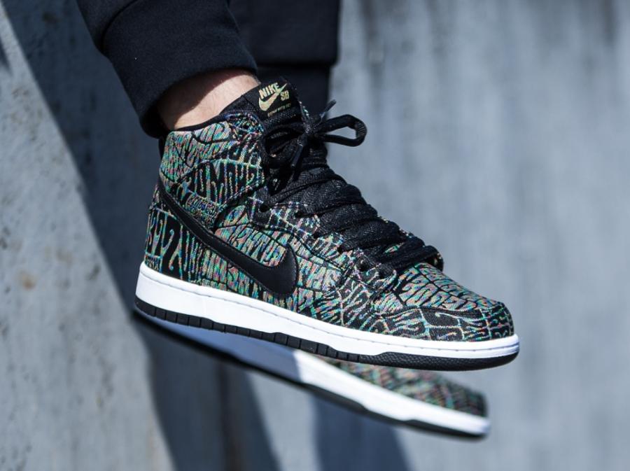 La collection Nike SB Premium 'Tripper'