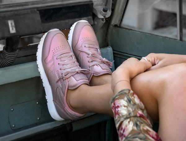 avis-basket-reebok-cl-leather-pearlized-rose-gold-femme-3