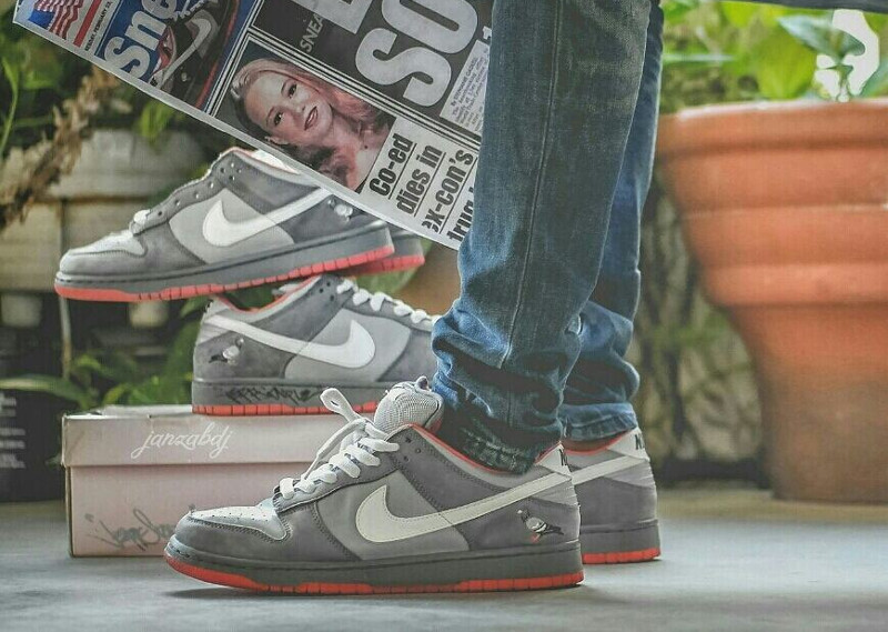 La Jeff Staple x Nike Dunk Low 'Pigeon' : quel impact sur la culture sneaker ?