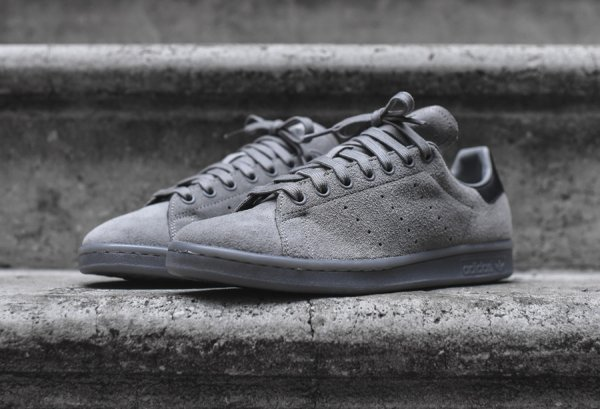 Adidas Stan Smith 'Solid Grey'