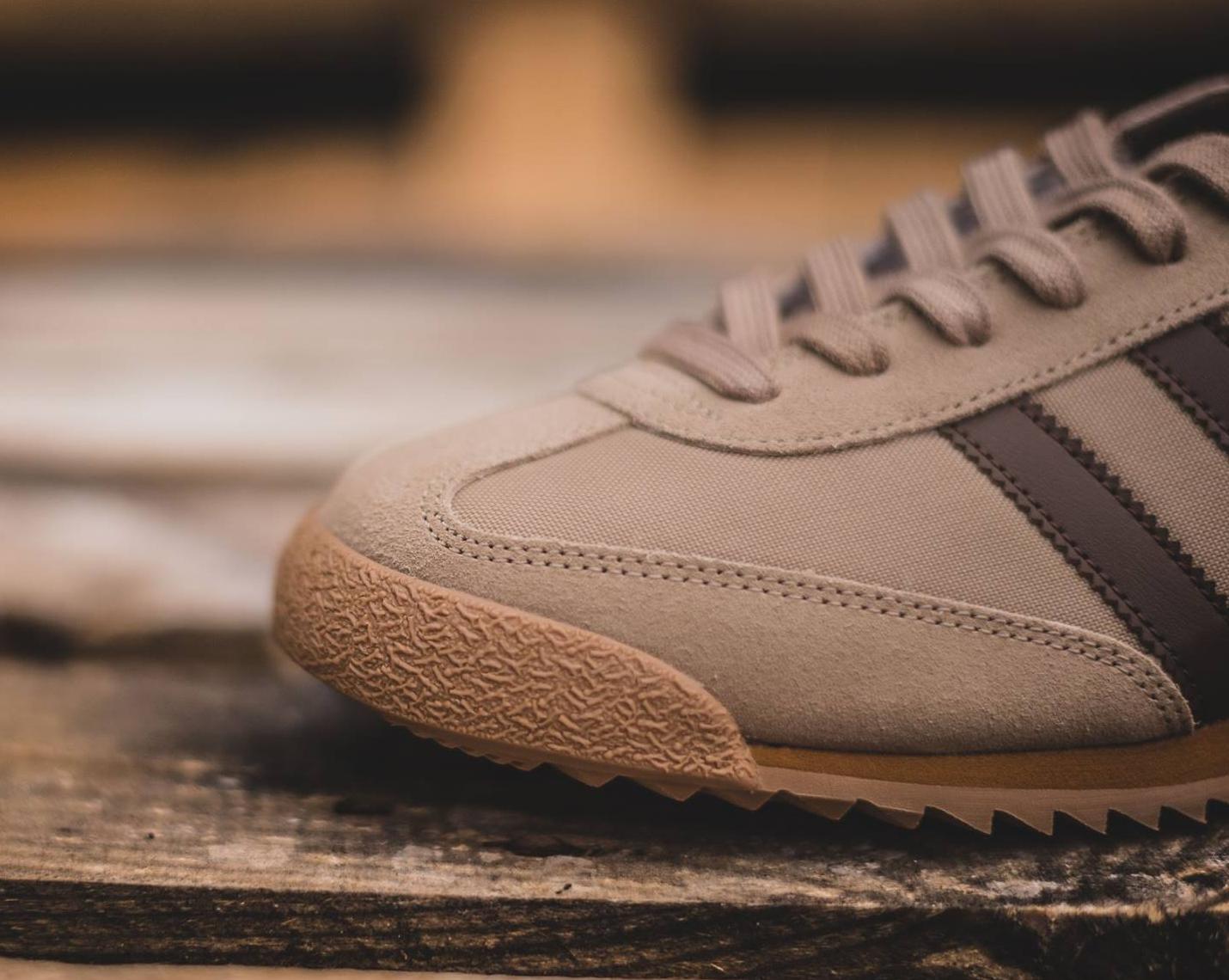 Où trouver la Adidas Dragon Vintage Suede 'Cargo Khaki' ?