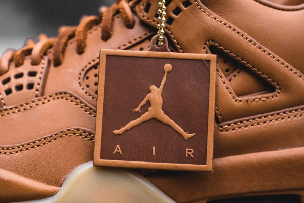 Air Jordan 4 Retro Premium 'Wheat' Ginger