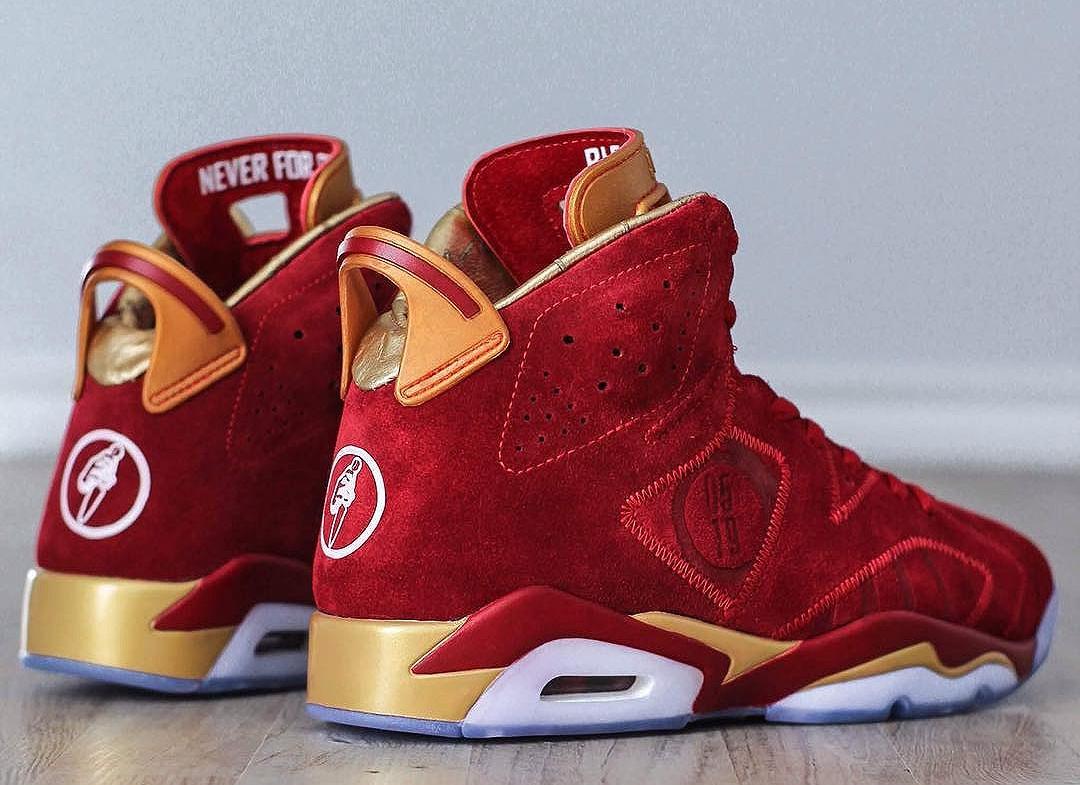 chaussure-air-jordan-6-blood-red-daim-rouge-3