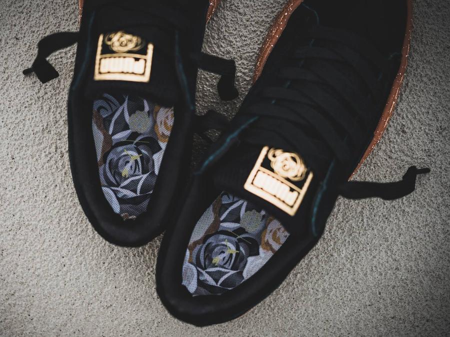 chaussure-careaux-x-puma-basket-speckled-midsole-daim-noir-4-1