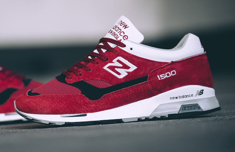 New Balance M 1500 'Chianti' Red/Black (édition 2016)