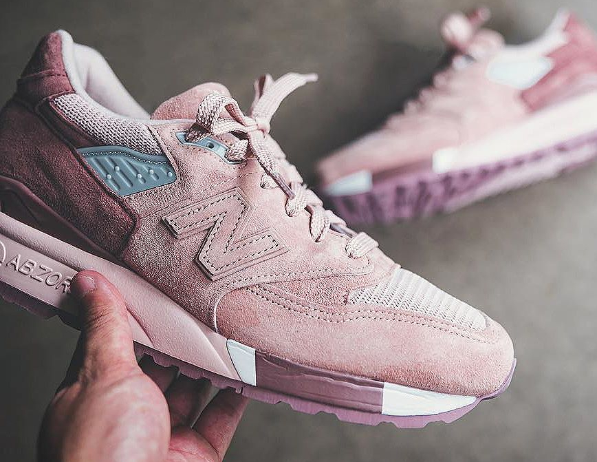 New Balance M998 NB1 'Dusty Blossom'