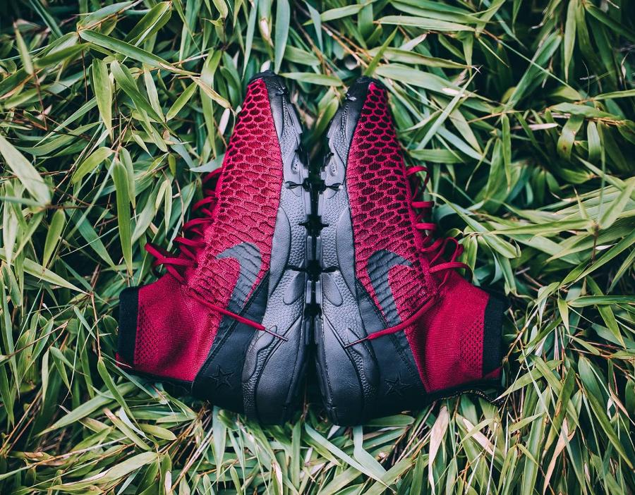 Nike Air Footscape Magista FK FC. 'Burgundy'