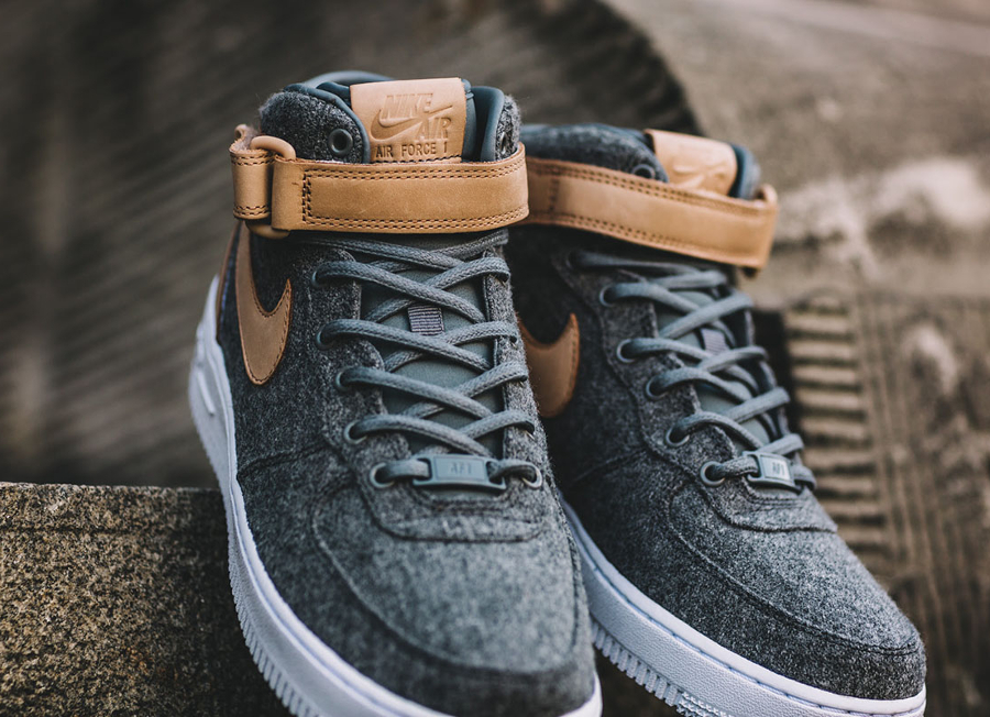 nike air force 1 femme mid