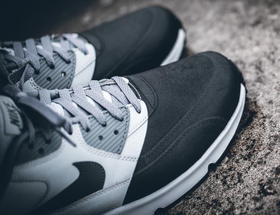 Nike Air Max 90 Premium SE 'Waterproof' Wool Grey