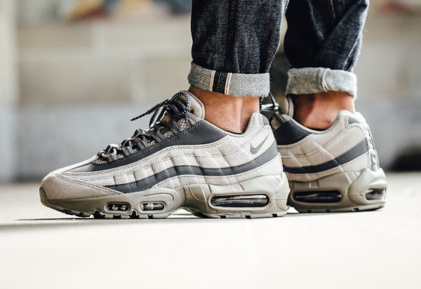 Nike Air Max 95 Leather 'Light Taupe'