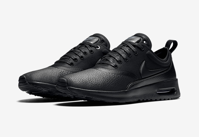 Nike Air Max Thea 'Beautiful x Powerful' Triple Black