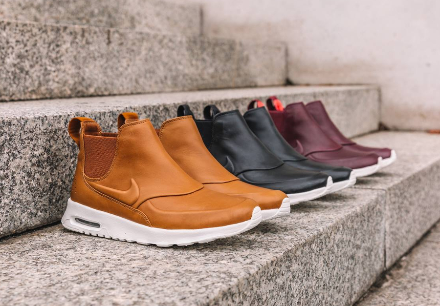 Nike Air Max Thea Mid 'Ale Brown'