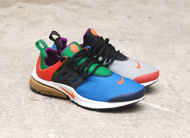 Nike Air Presto QS 'Greedy' Multicolor