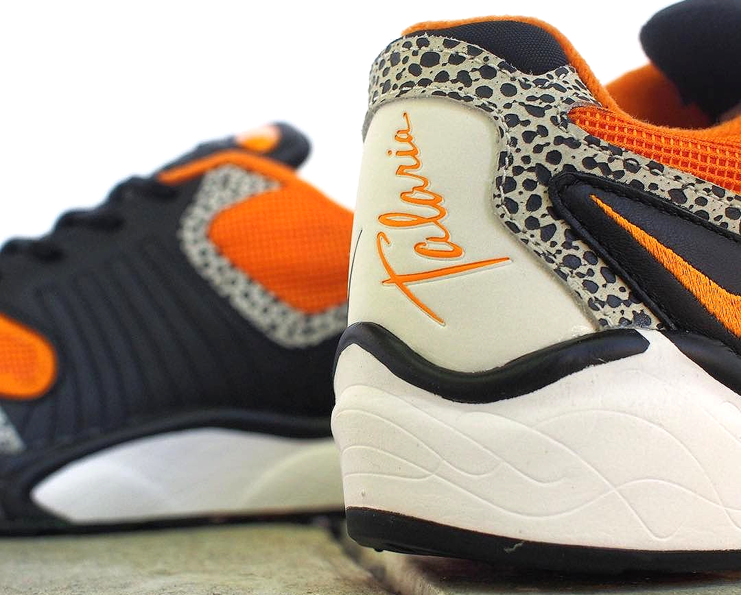 Nike Air Zoom Talaria '16 'Safari' Black Orange