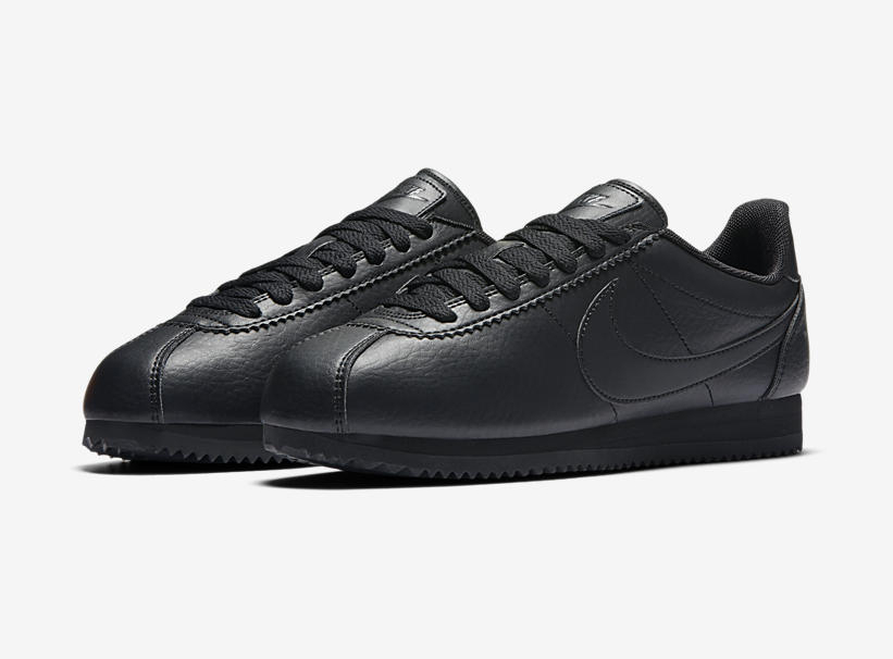 chaussure-nike-cortez-premium-beautiful-x-powerful-triple-black-cuir-noir-1