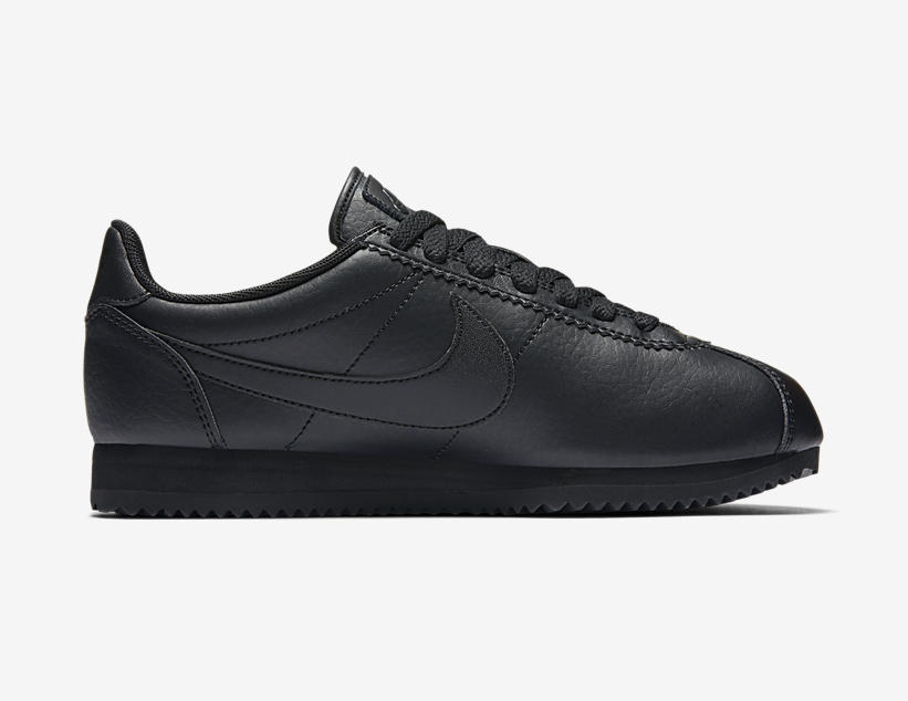 chaussure-nike-cortez-premium-beautiful-x-powerful-triple-black-cuir-noir-4