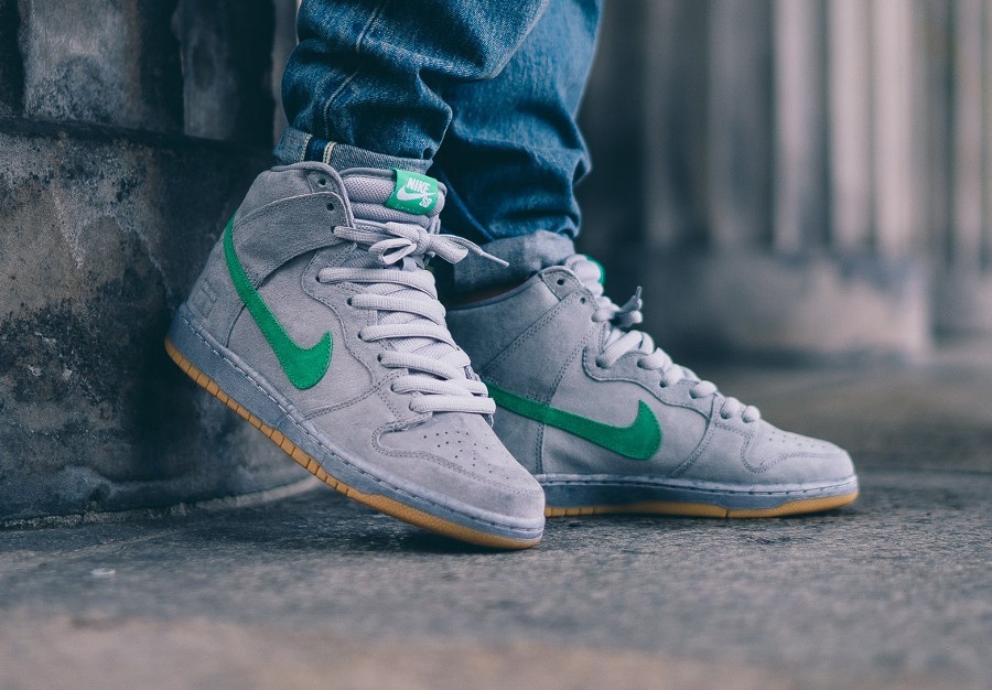 chaussures nike dunk high premium sb