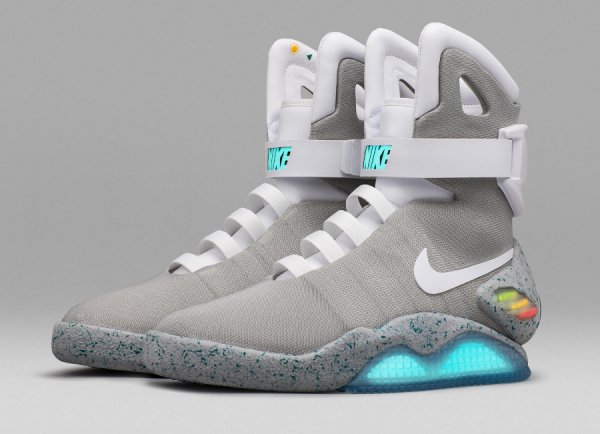 La Nike Mag 'Adaptive Fit' : un rêve (encore) inaccessible