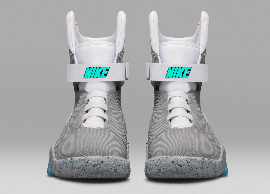 la nike mag power laces 2016 un r ve encore inaccessible. Black Bedroom Furniture Sets. Home Design Ideas