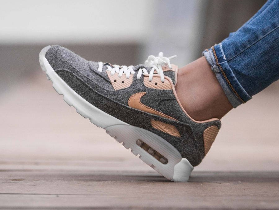 baskets nike air max ultra premium 90 femme