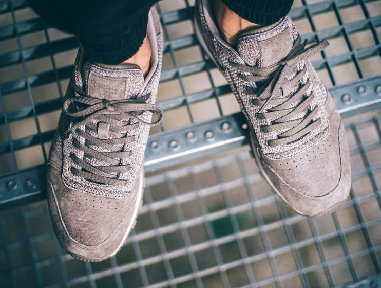chaussure-reebok-classic-leather-ksp-cliff-stone-polyester-tricote-3