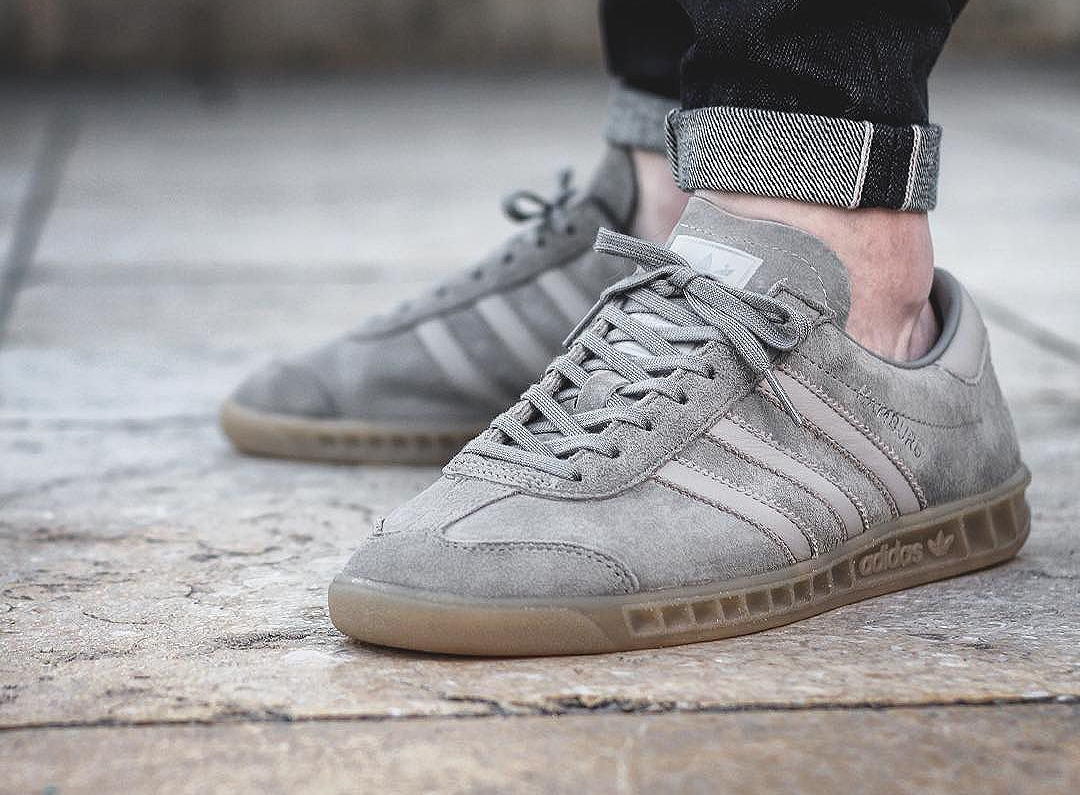 Adidas Hamburg 'Granite'
