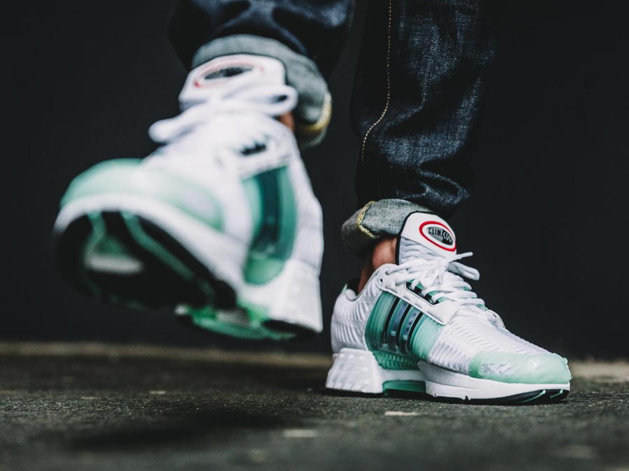 Adidas Originals Climacool 1 PRM 'White Ice Green' | Adidas