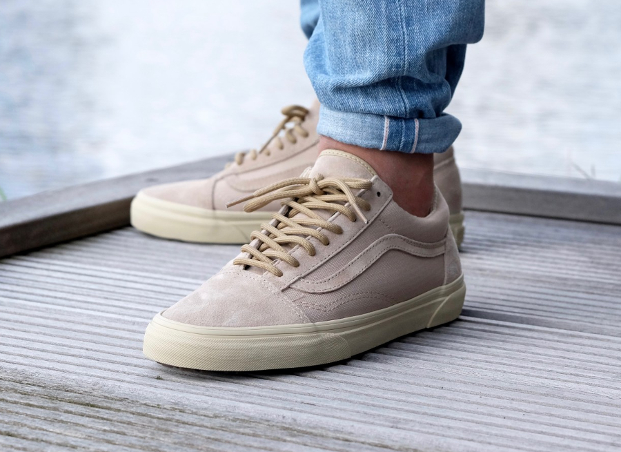 Vans Old Skool MTE 'Light Khaki' (Beige)