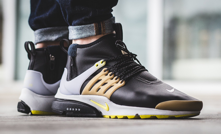 Nike Air Presto Utility Mid (collection sneakerboots 2016)