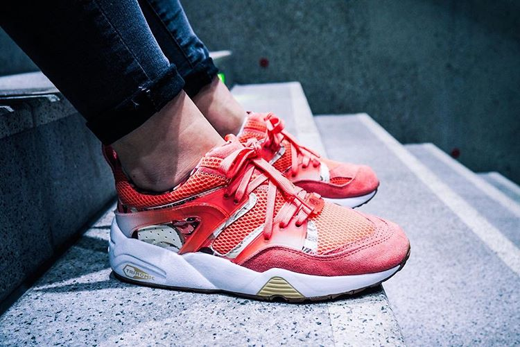 quality design a50bf 0aa1b careaux-x-puma-blaze-of-glory-porcelain-pink-
