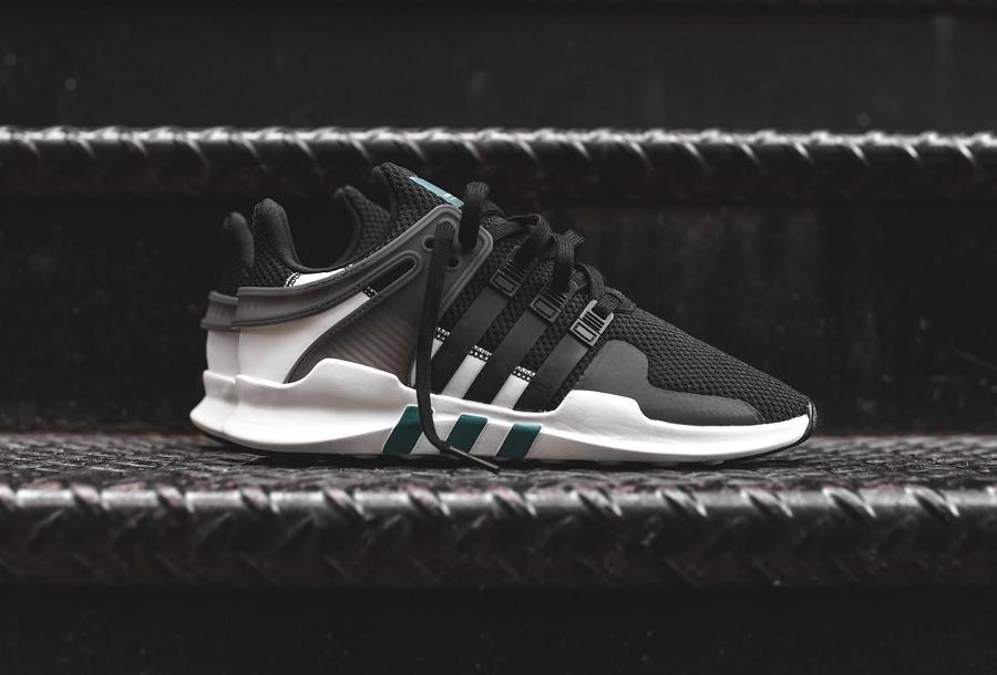 Adidas EQT Support ADV 'Reflective Xeno' Sub Green