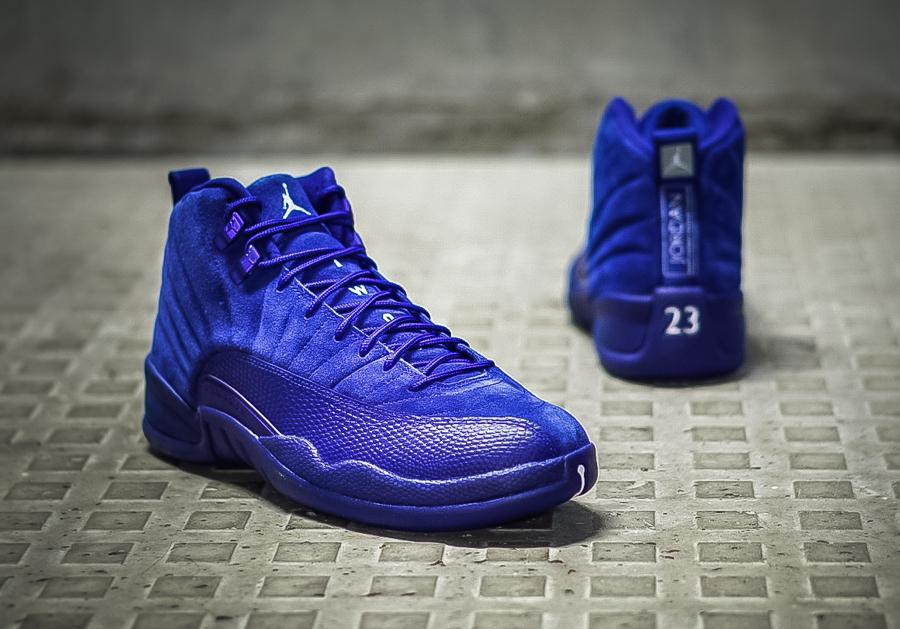 chaussure-air-jordan-12-prm-bleu-fonce-3