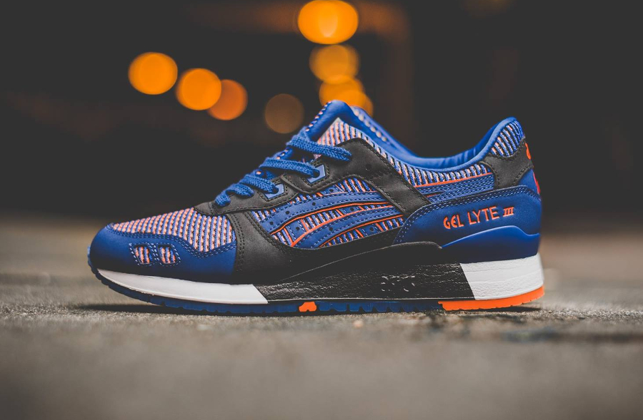 Asics Gel Lyte 3 'Chameleoid Mesh' (Blue Print & Medium Grey)
