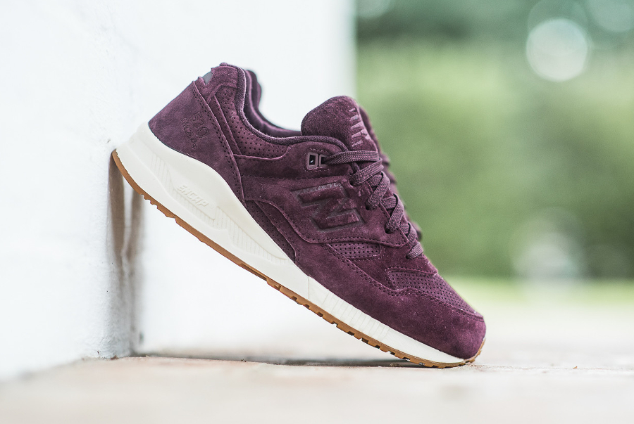 New Balance M530PRC Lux Suede 'Supernova Red Gum'