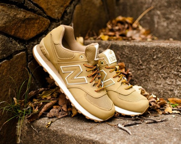 New Balance ML574HRF 'Outdoor' Linseed Wheat