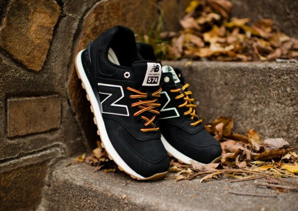 New Balance ML574HRD 'Outdoor' Black Gum