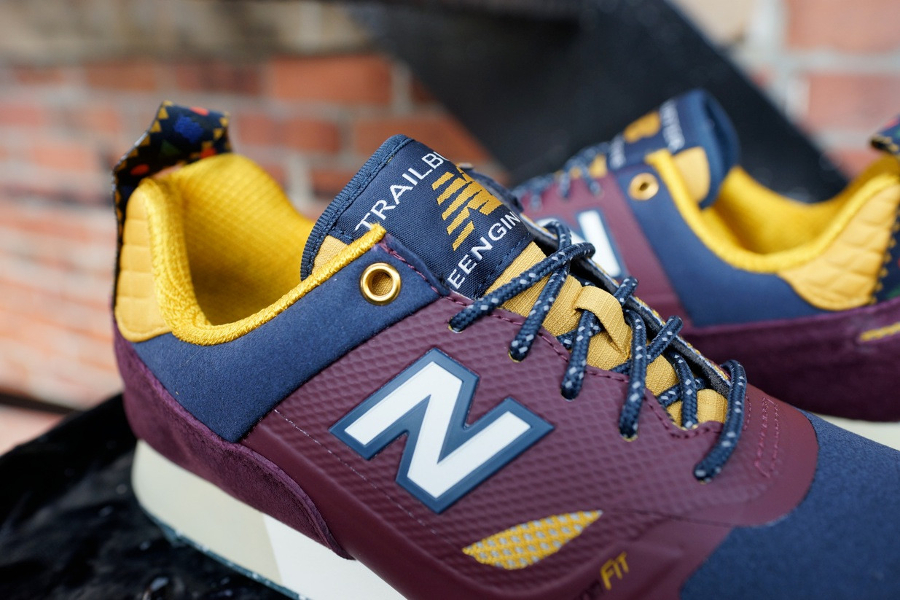 New Balance Trailbuster Re-Engineered 'Supernova Red'