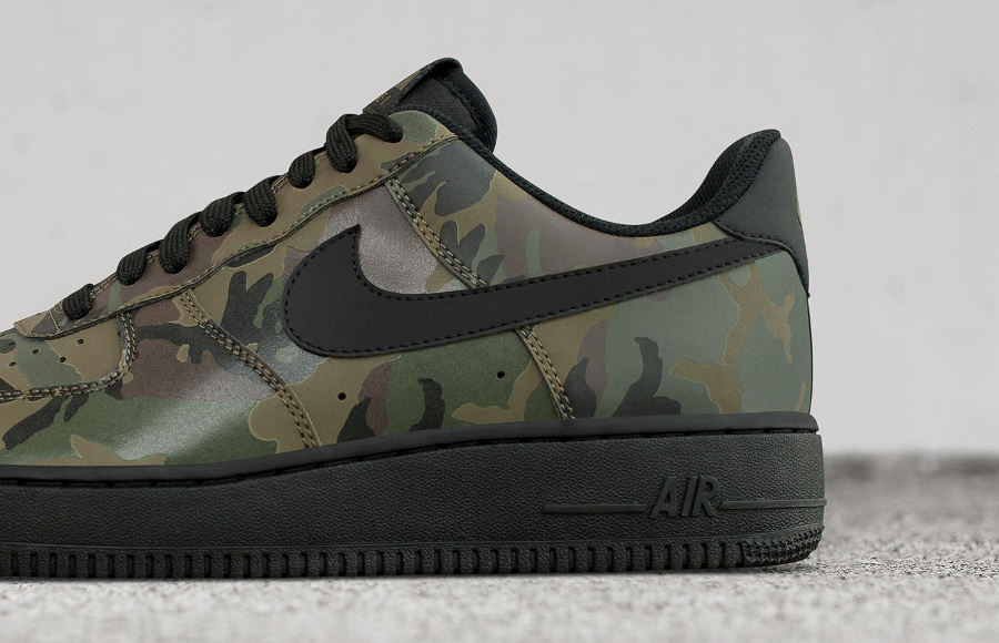 Force Reflective 1 'olive'Où Camo '07 Nike Air Trouver Low La T1lFKJc