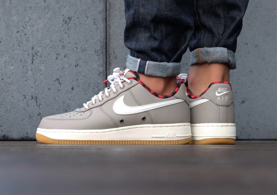 Nike Air Force 1 Low 07 LV8 'Raincoat' Lumberjack : où les