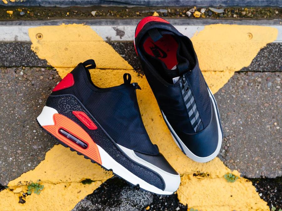 chaussure-nike-air-max-90-utility-zip-og-black-infrared-fermeture-eclair-5