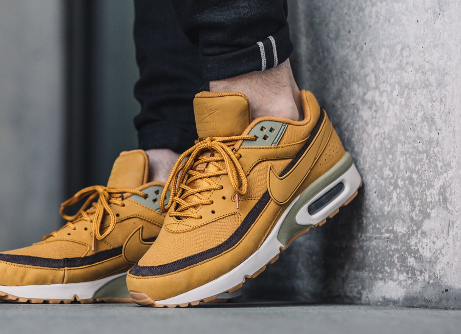 nike air max bw wheat