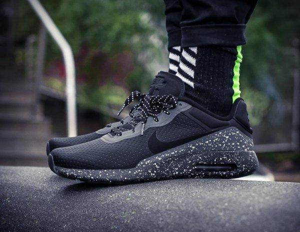 Nike Air Max Modern SE Black 'Metallic Pewter'