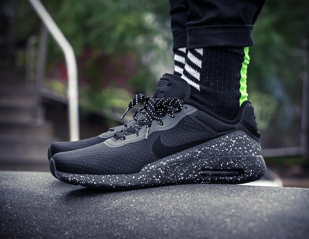 Nike Air Max Modern SE Black 'Metallic Pewter'