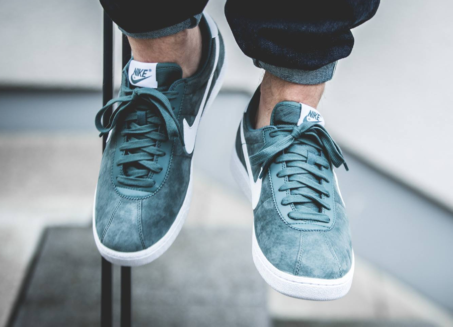 chaussure-nike-bruin-daim-vert-clair-2