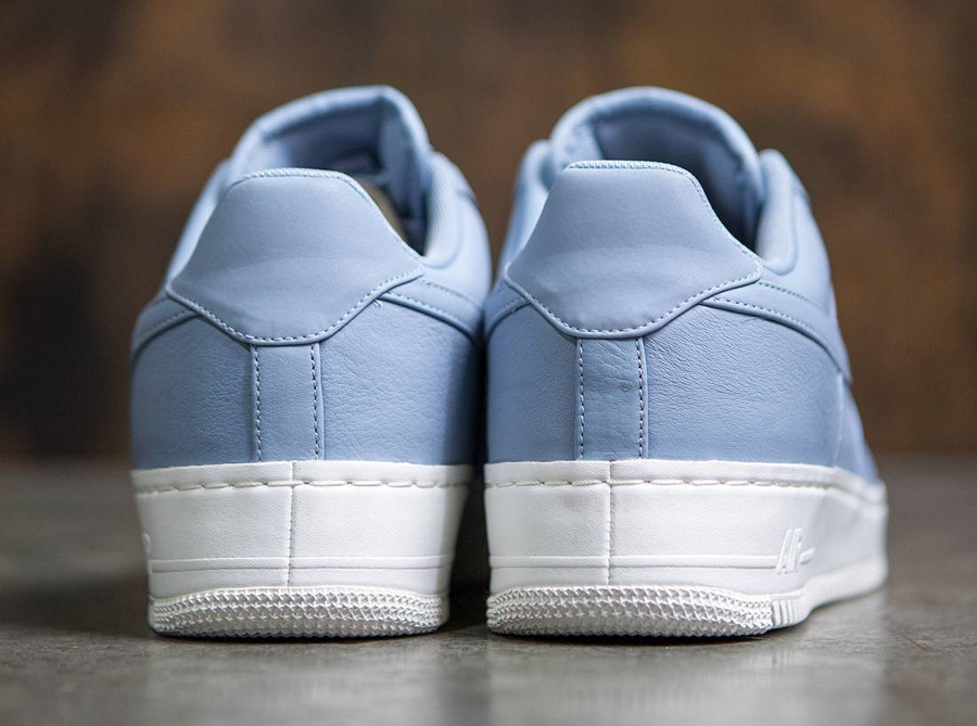NikeLab Air Force 1 Low Premium 'Blue Grey'